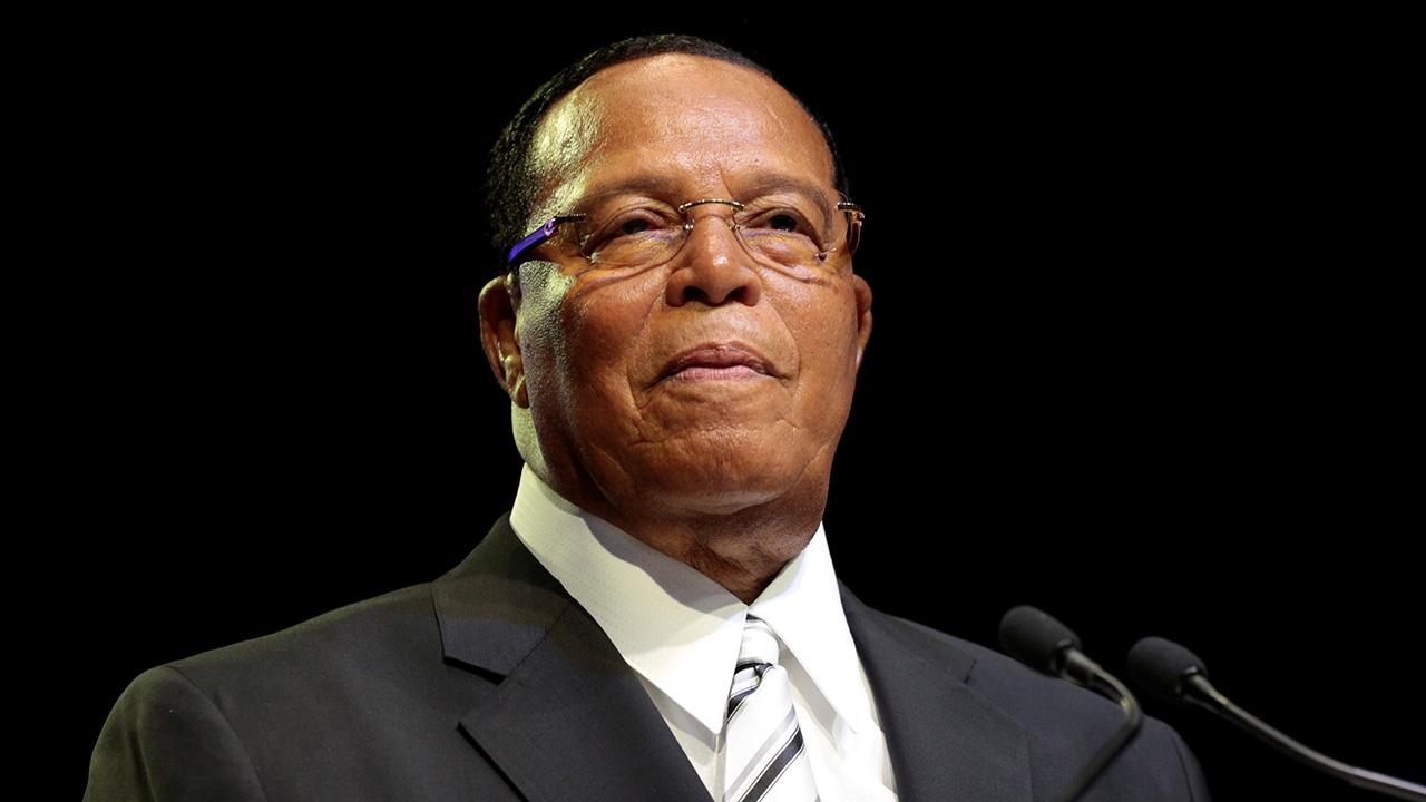 Why aren't more Democrats condemning Farrakhan?