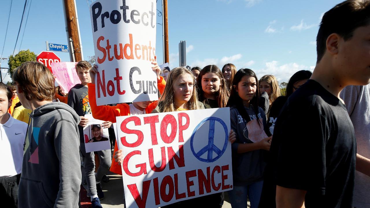 Hasil gambar untuk Students Seek remedy to Gun Violence