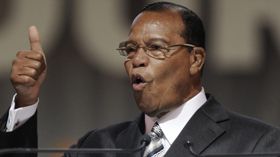 Time for Democratic leaders to condemn Farrakhan's actions?
