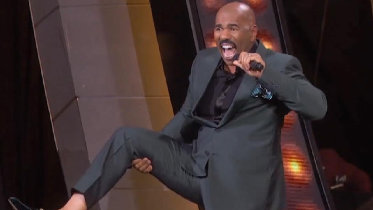 Steve Harvey on winning over the toughest judges in America