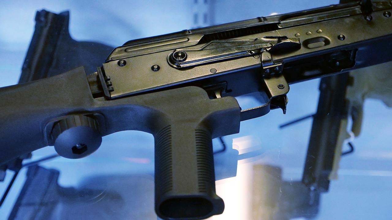 Proposed regulations would effectively ban bump stocks