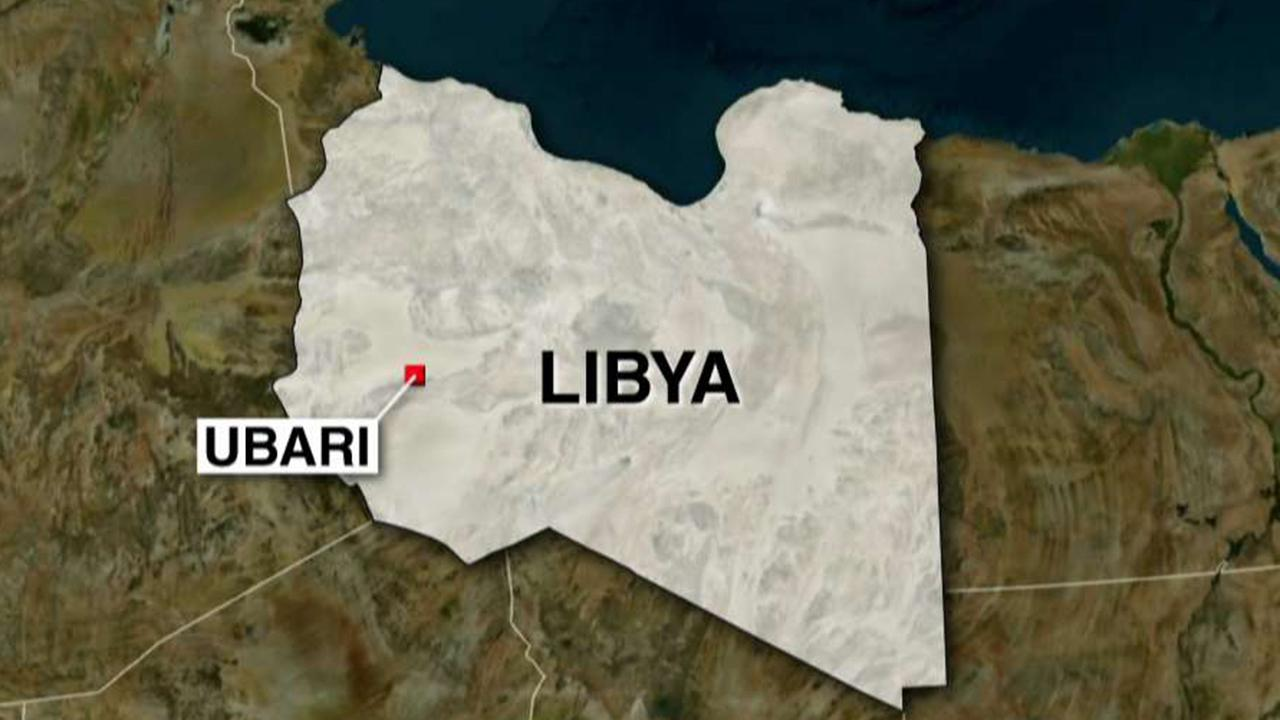 US military kills two 'terrorists' in Libya drone strike