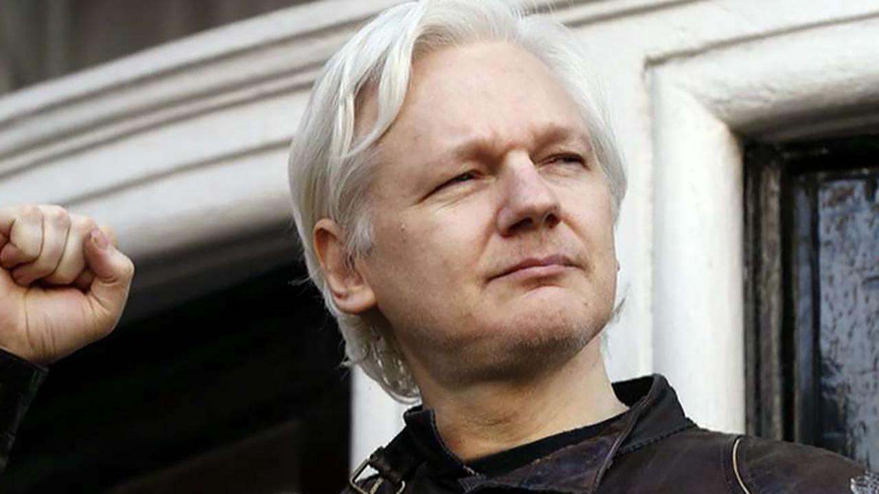 Ecuador cuts Julian Assange's internet access