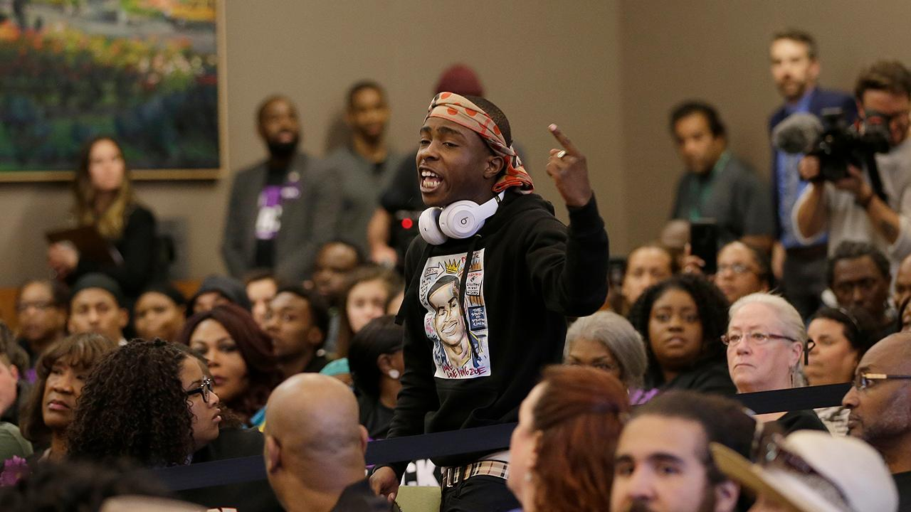 Stephon Clark's brother says Sacramento failed the people
