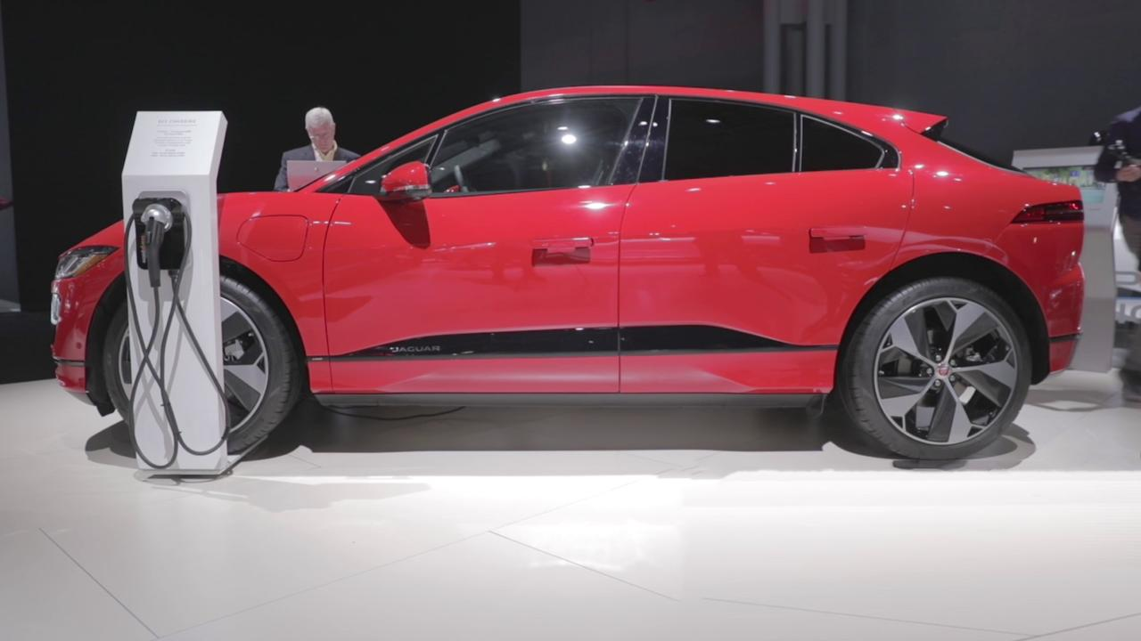 Why does the Jaguar I-Pace look like it does?