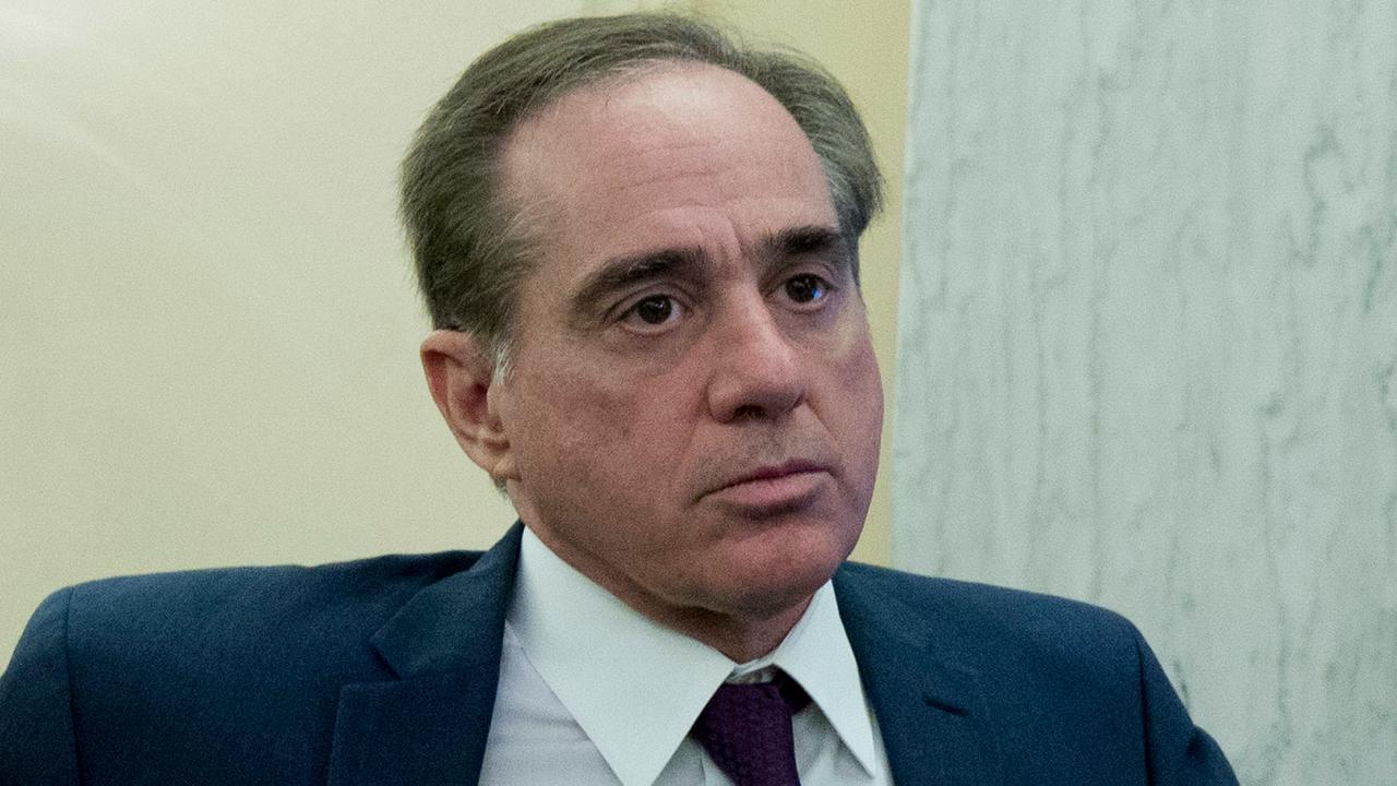 Was David Shulkin fired or did he resign?