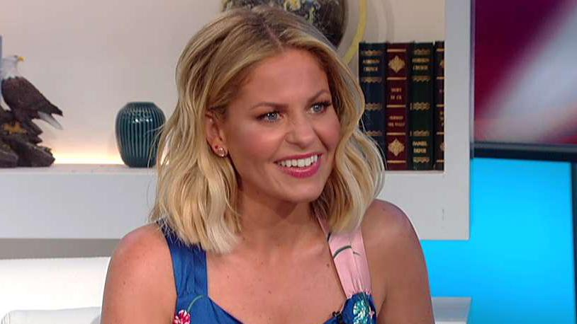 Candace Cameron Bure talks 'Kind is the New Classy'