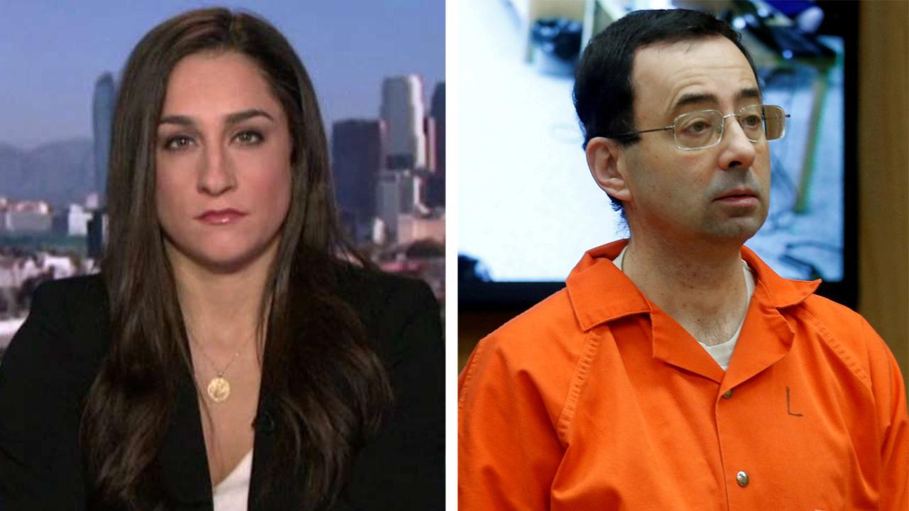 Jordyn Wieber on Larry Nassar scandal, USAG investigation