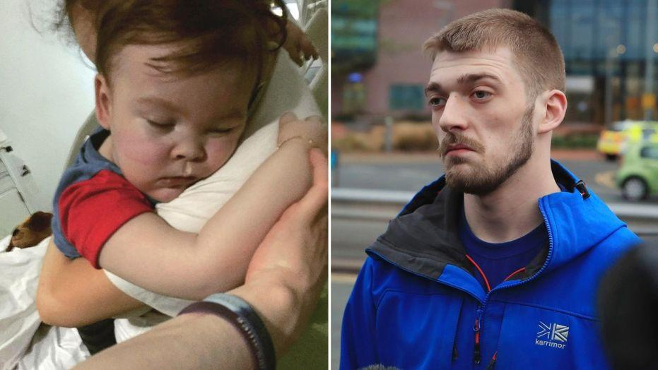 Alfie Evans' dad giving toddler mouth-to-mouth resuscitation to 'keep him alive'