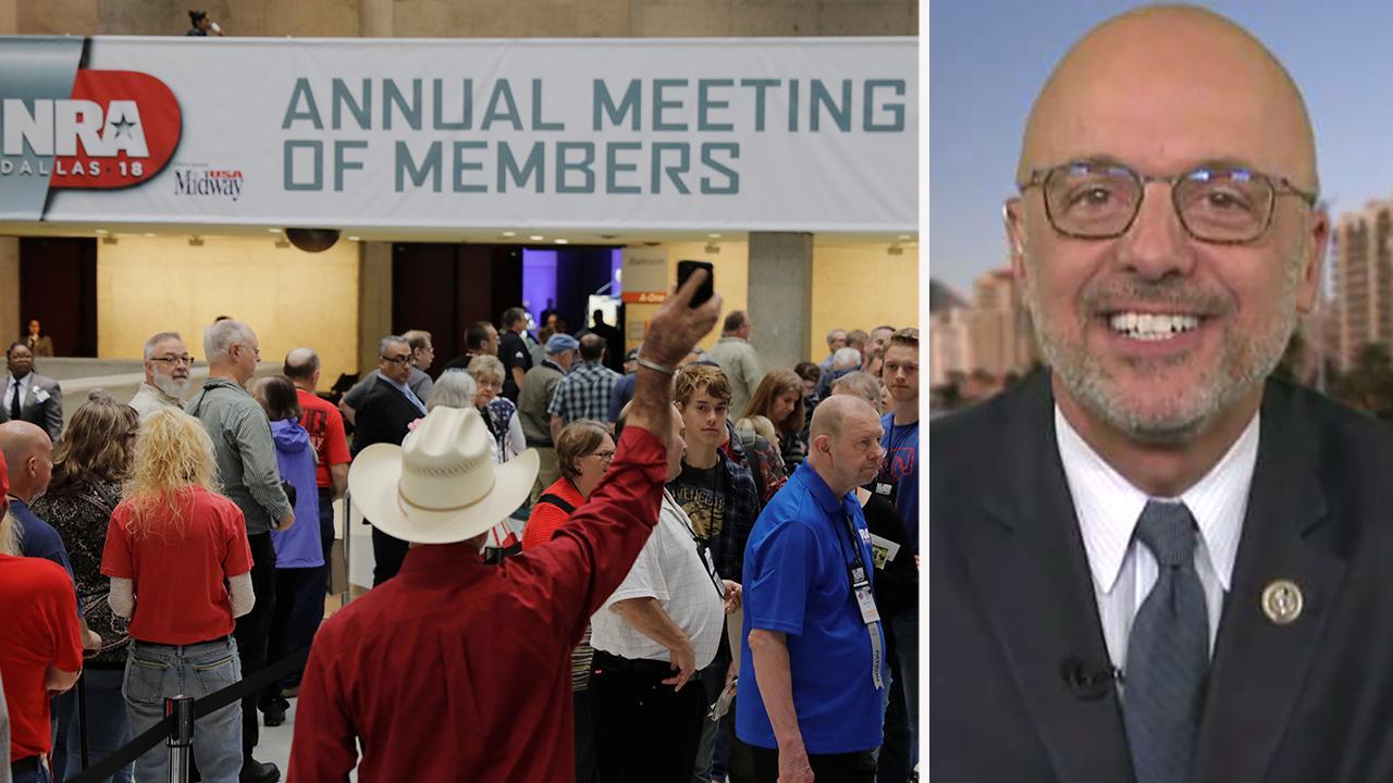 Rep. Ted Deutch: The NRA is alienating its members | Fox News Video