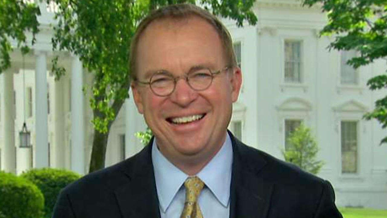 White House budget director on President Trump proposing $15 billion spending cuts.