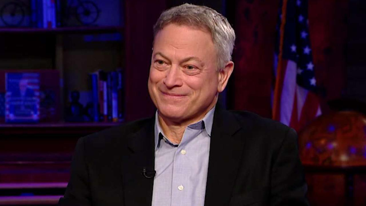 Gary Sinise on his childhood, acting and supporting veterans
