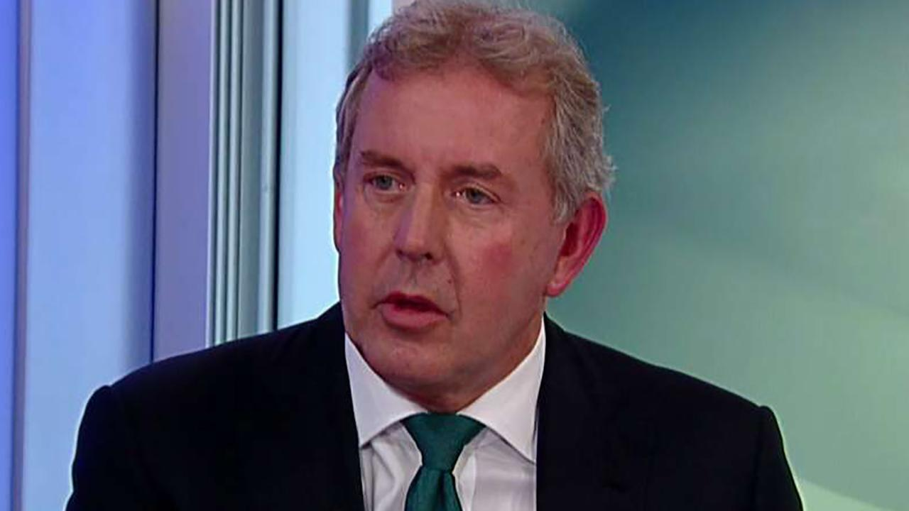 Sir Kim Darroch on Europe's plan regarding Iran nuke deal