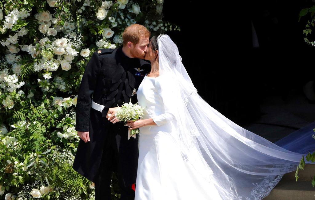 Royal Wedding: Meghan Markle's haute couture Givenchy dress