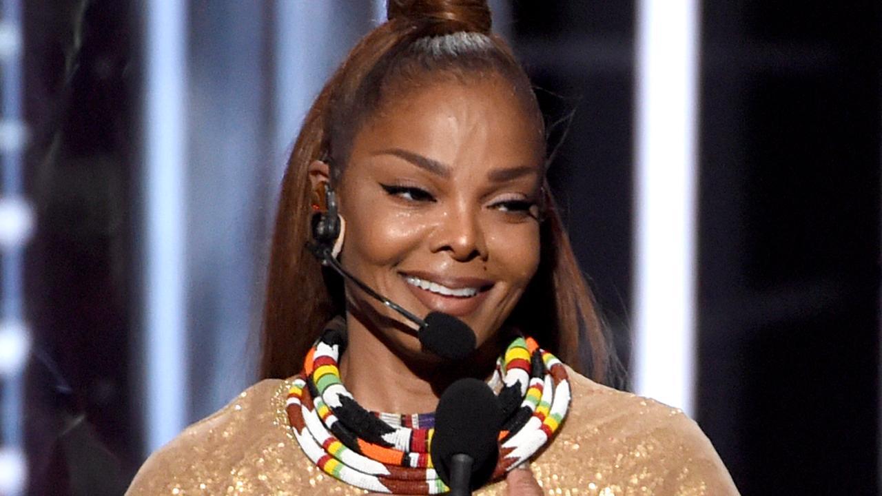 Janet Jackson honored at Billboard Music Awards