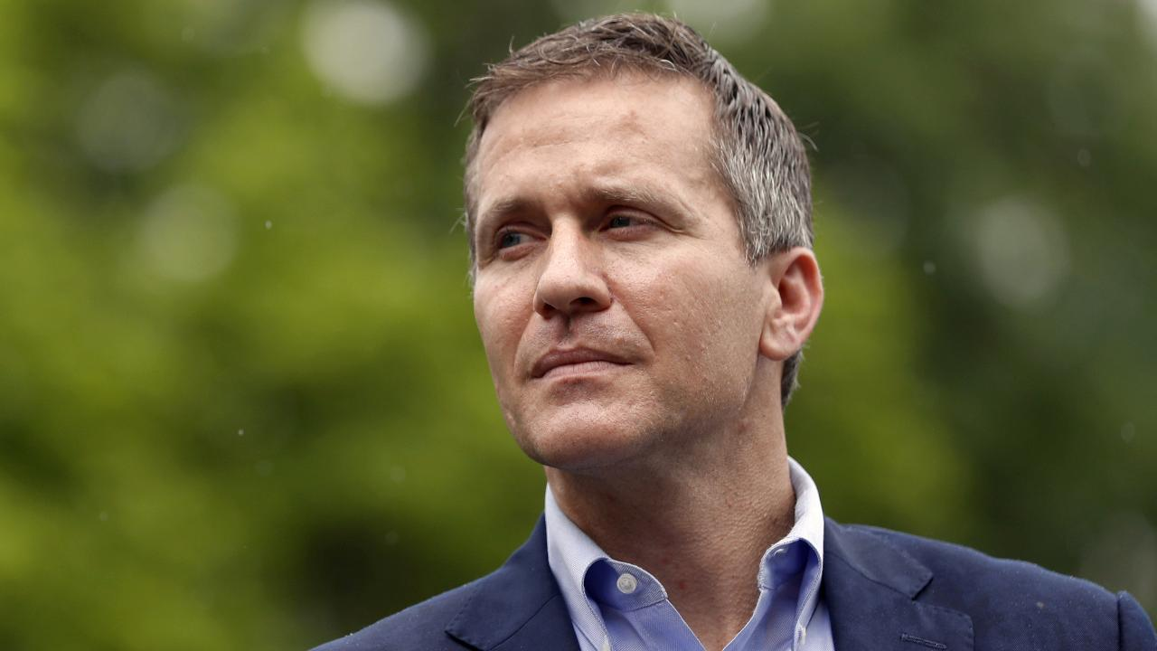 Gov. Eric Greitens resigns amid sexual misconduct scandal