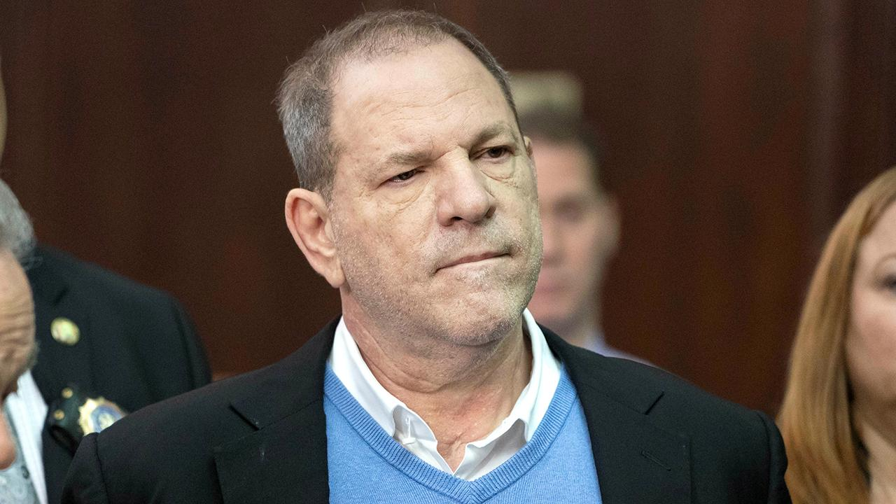 Weinstein indicted on rape, criminal sex act charges