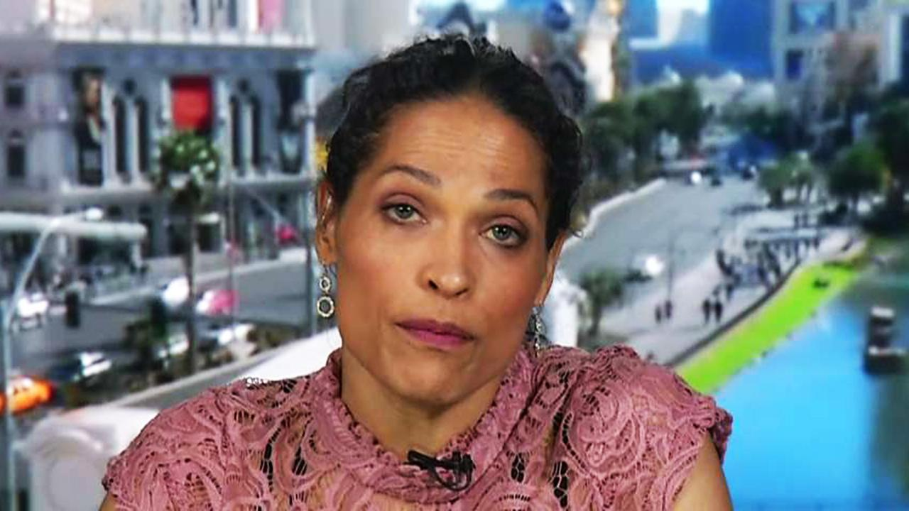 Muhammad Ali's daughter on firestorm over Roseanne Barr's racially charged tweet.