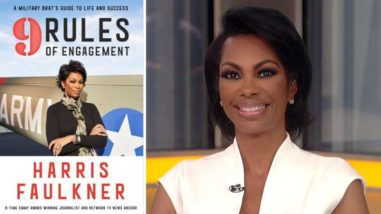 Harris Faulkner opens up about her life in new book | Fox News Video
