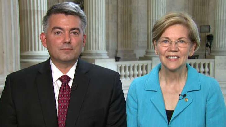 Senators team up for bipartisan bill on marijuana