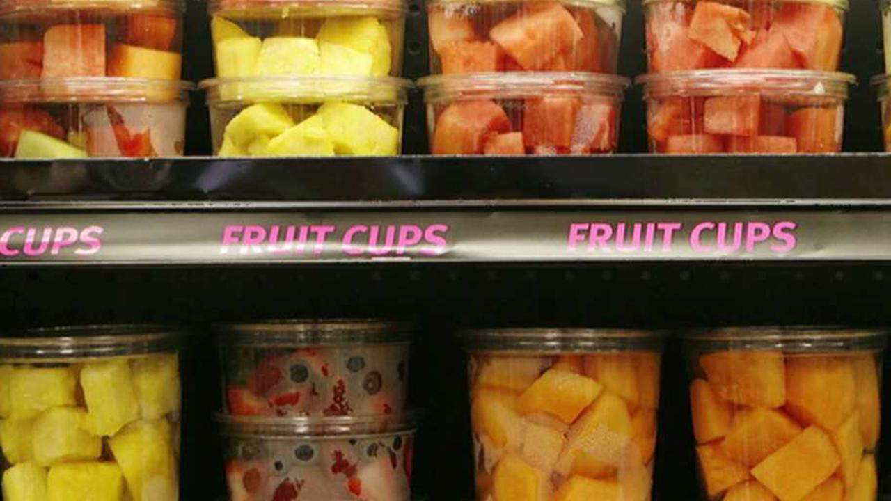 Contaminated fruit reportedly distributed in eight states.