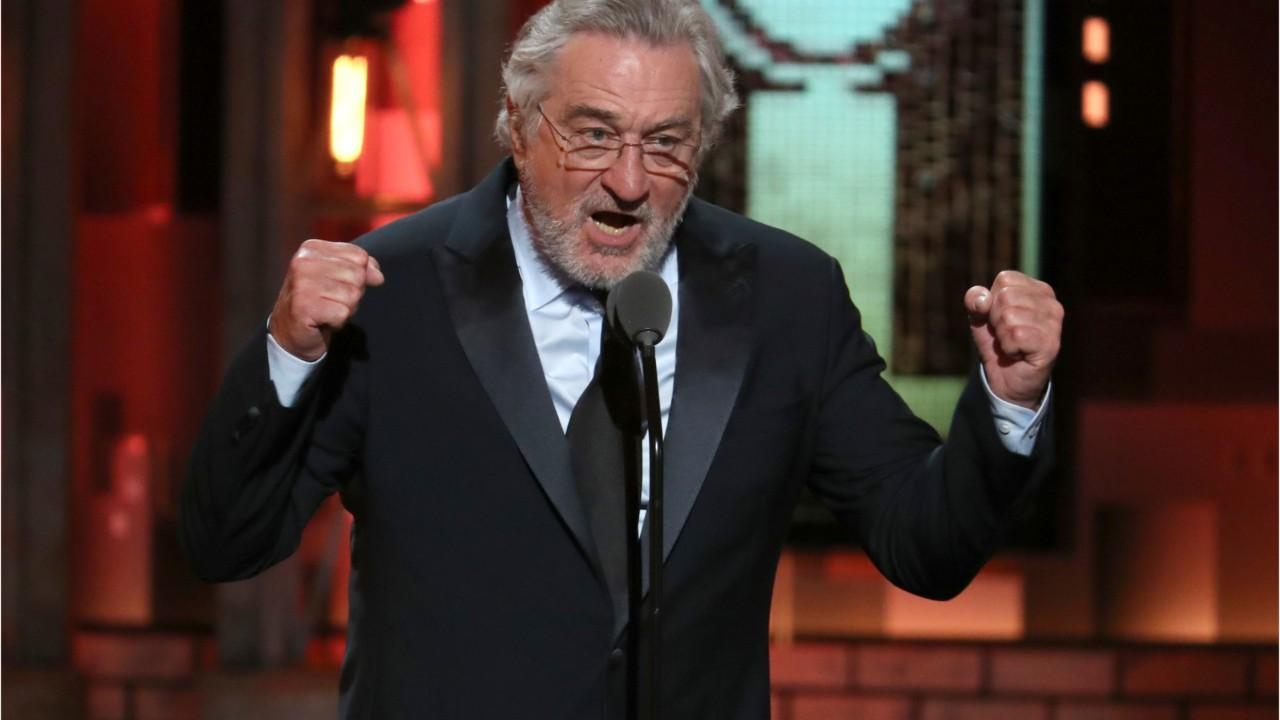 Robert De Niro's foul-mouthed CNN appearance raises eyebrows inside network: 'What did our viewers gain?'