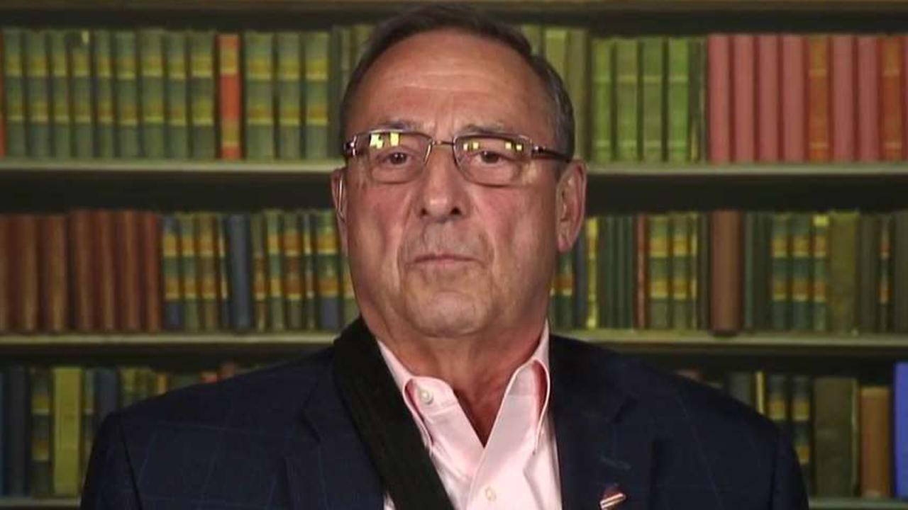 Republican businessman who likens himself to Trump, Shawn Moody, wins the GOP nomination for governor of Maine; Governor Paul LePage reacts on 'Cavuto Live.'