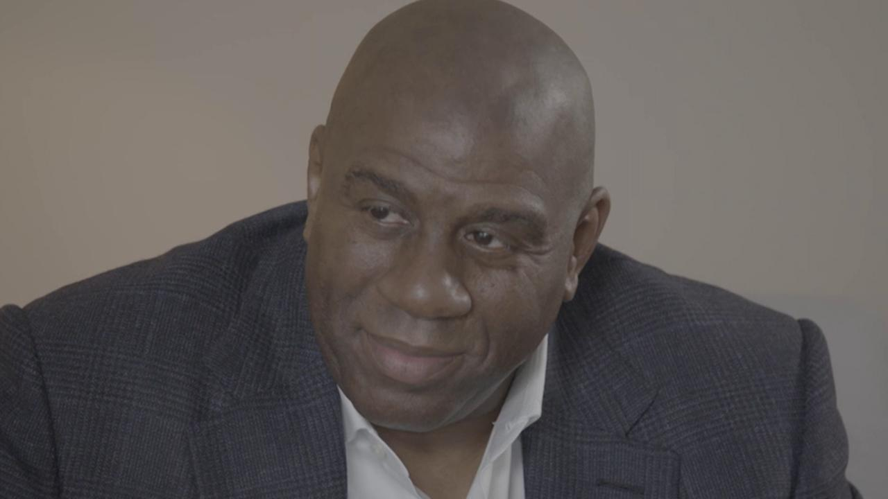 'OBJECTified' preview: Magic Johnson on HIV diagnosis