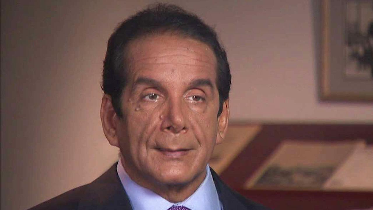 'Charles Krauthammer: His Words'