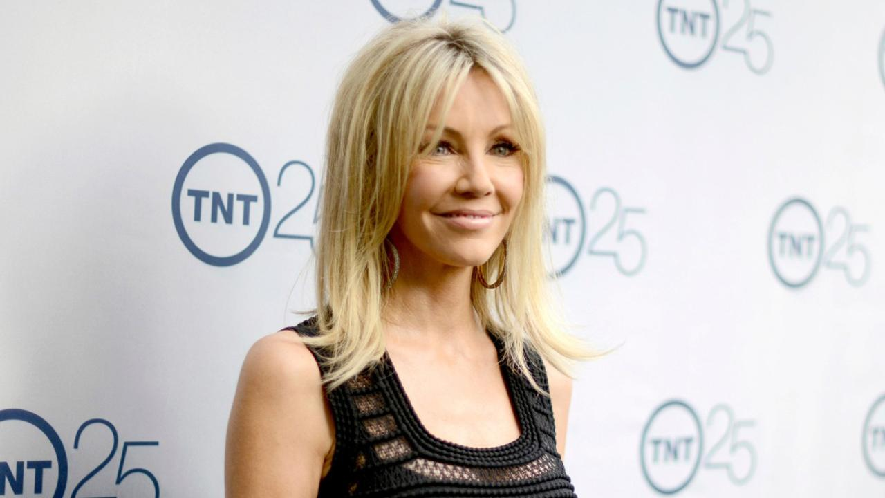 Heather Locklear: From TV's hottest actress to struggling star