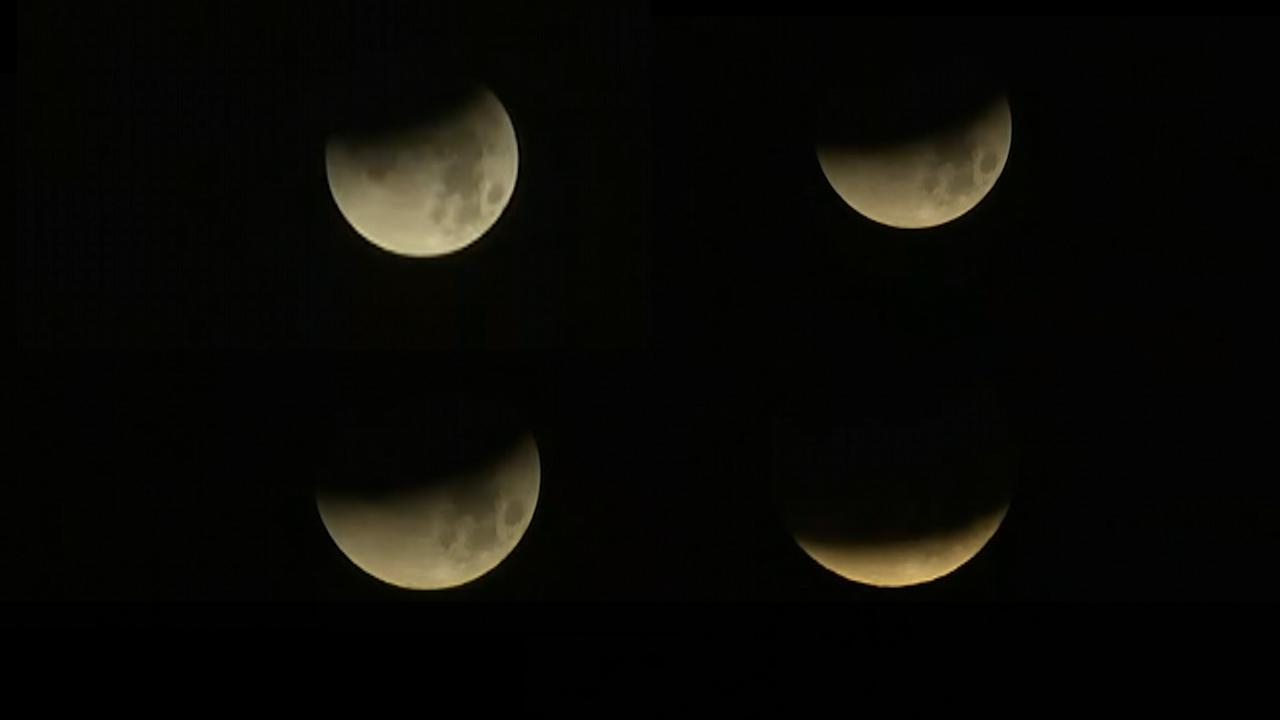 Rare Super Blood Moon Eclipse To Put On Stunning Display In