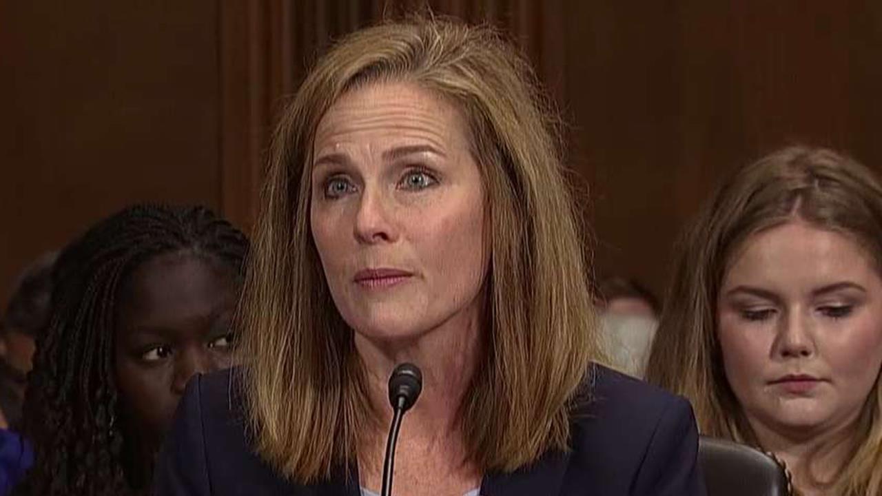 A closer look at Judge Amy Coney Barrett