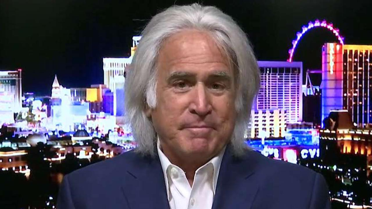 Bob Massi: San Francisco is a 'tragedy of a beautiful city'