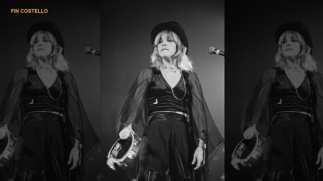 Stevie Nicks' secrets revealed in new book