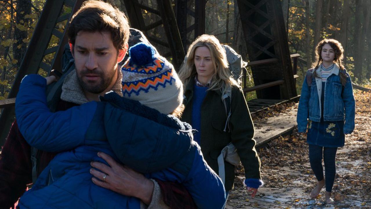 Bring John Krasinski and Emily Blunt home