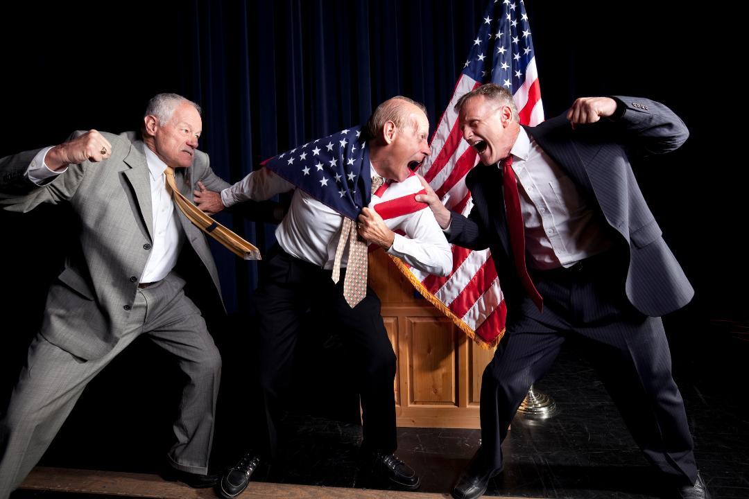 What is a legislative filibuster?