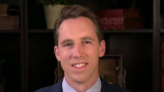 Trump stumping for Hawley in bid to unseat McCaskill