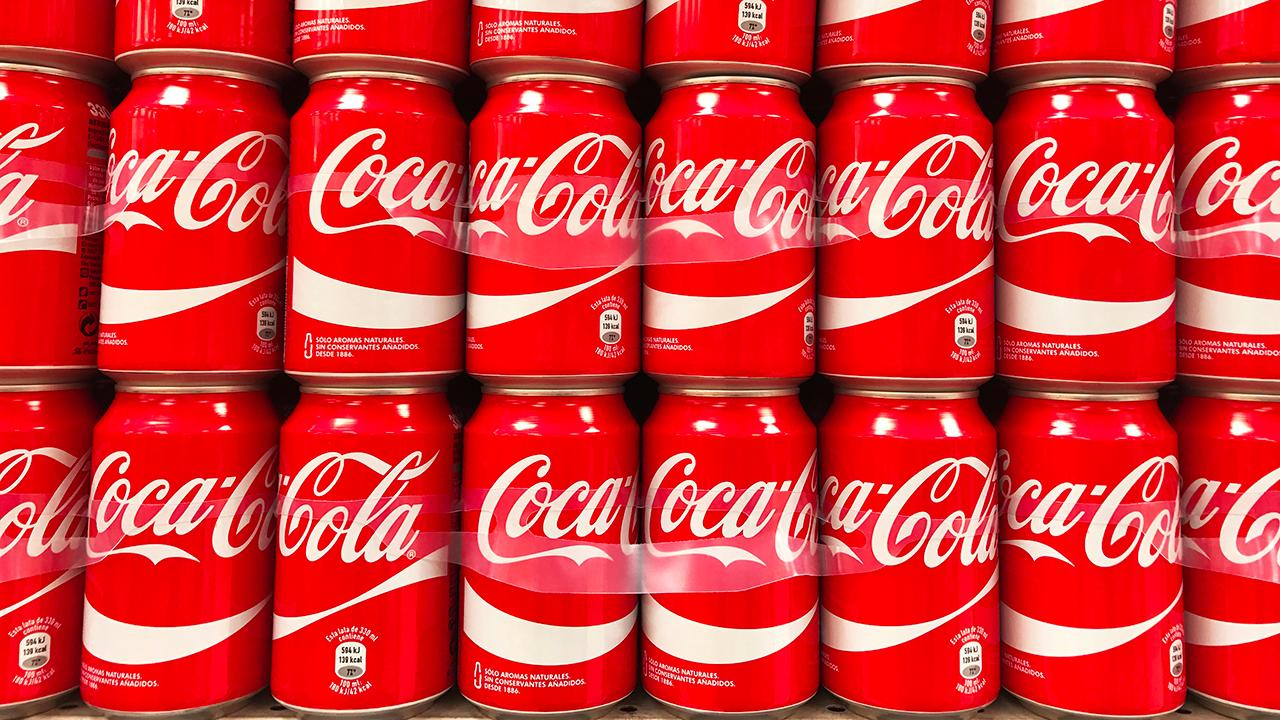 Coca-Cola's CEO James Quincey says the company will raise soda prices in the U.S. this year because of the financial strain President Trump's metals tariffs is causing.