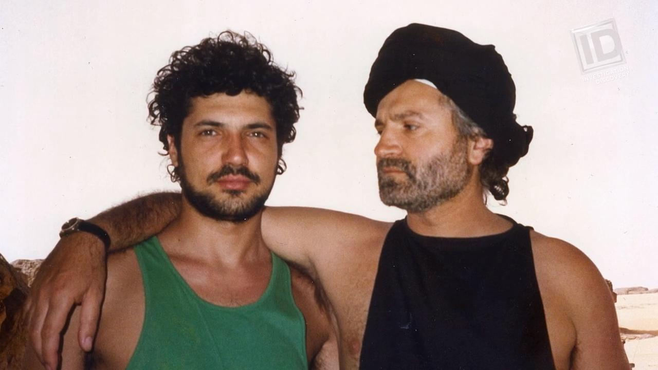 Alberto D Amico gianni versace's partner says he 'tried to scream' when he