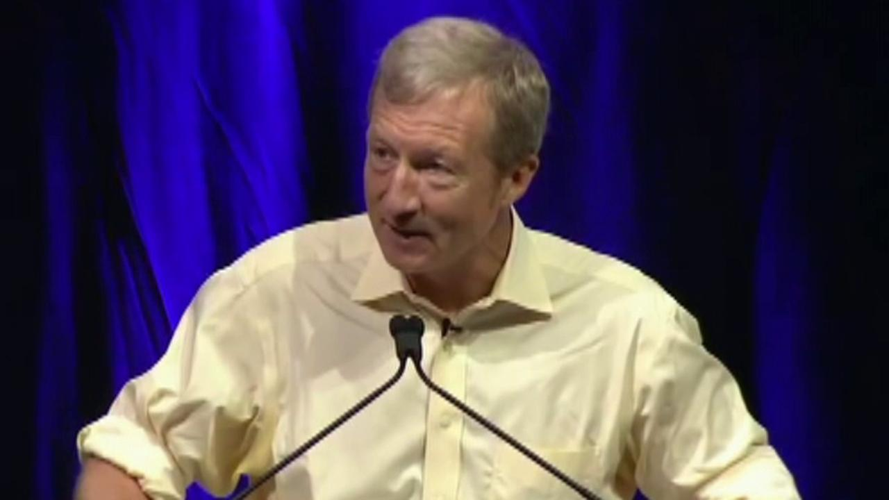 Tom Steyer: We have to return power to the people