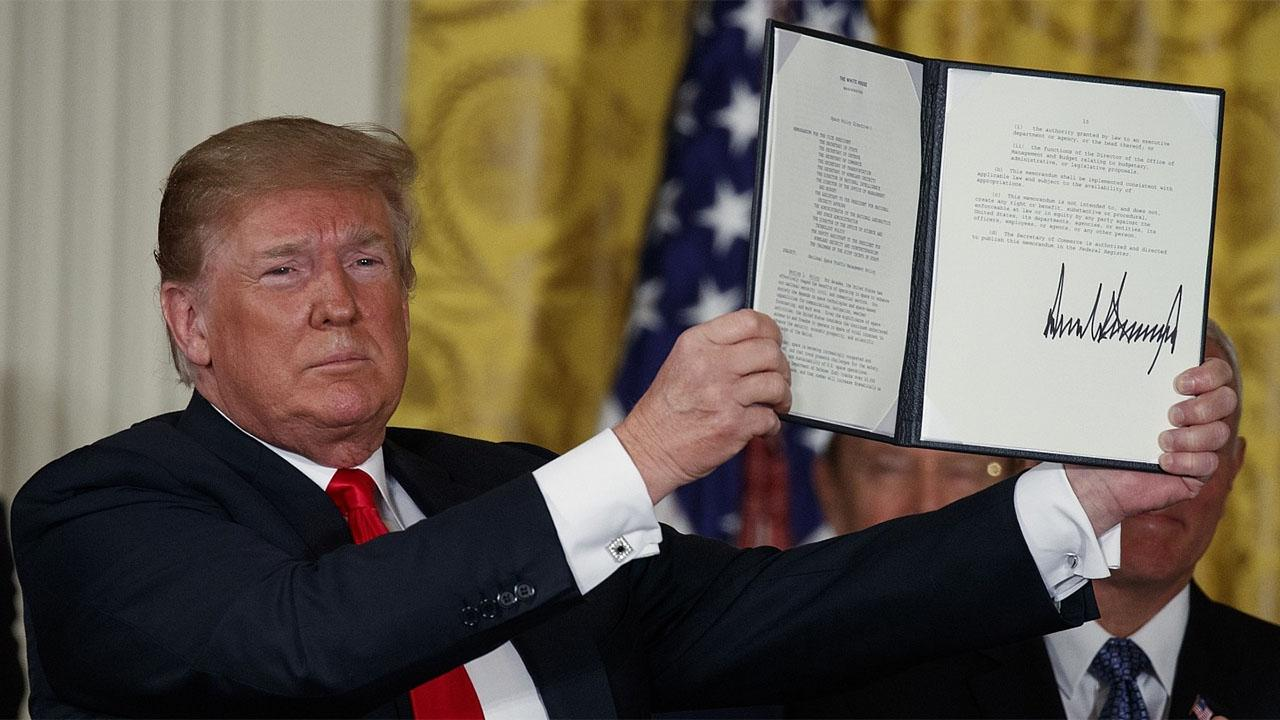 Why Trump's Space Force should be taken seriously