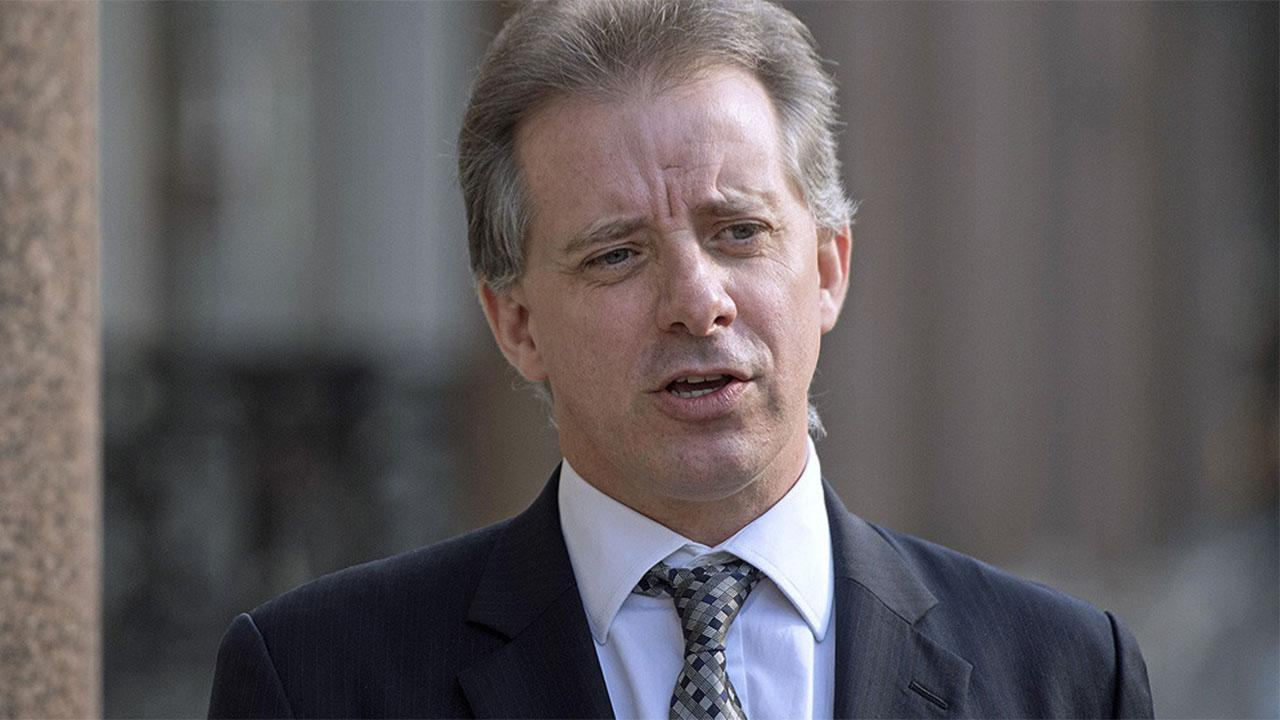 British spy Christopher Steele breaks silence, issues a veiled swipe at Trump