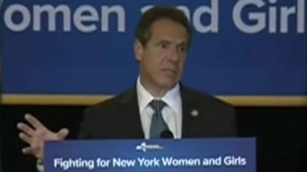 Andrew Cuomo: America was 'never that great'