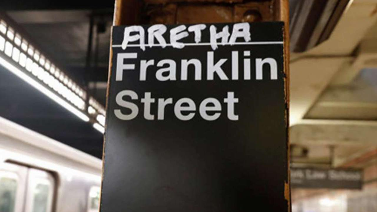 Remembering and honoring Aretha Franklin