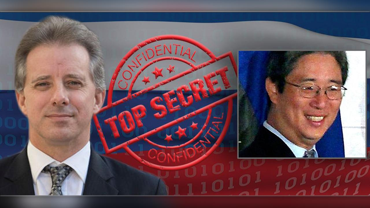 Docs reveal DOJ's Ohr was deeply connected to Trump dossier