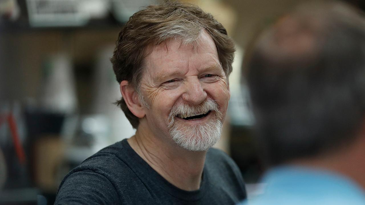 Colorado baker Jack Phillips in legal battle again