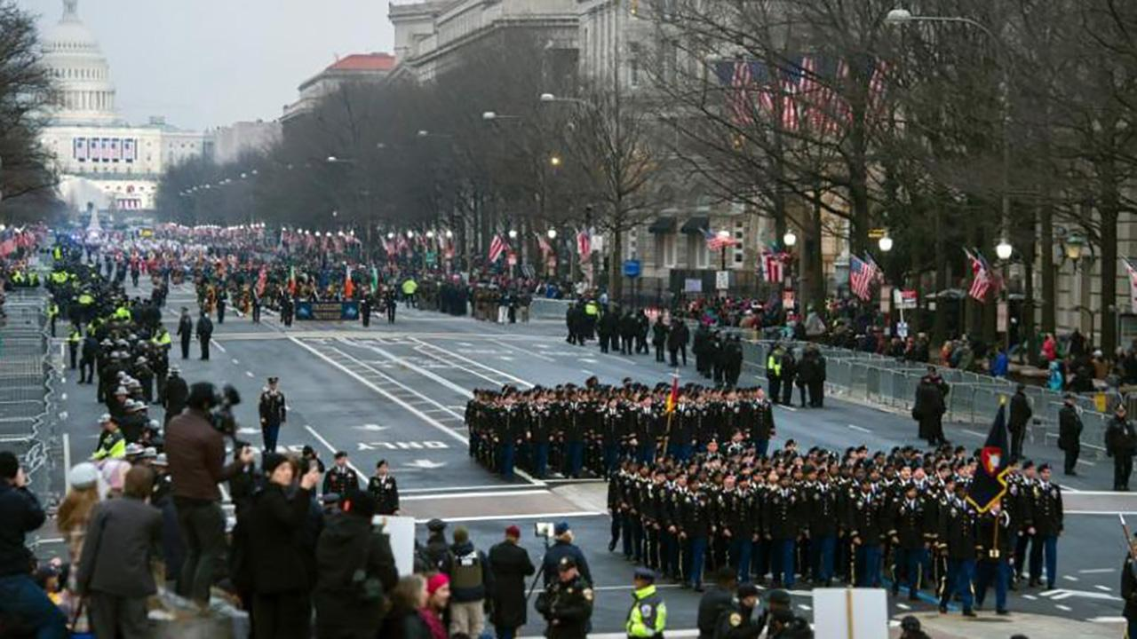 President Trump postpones military parade