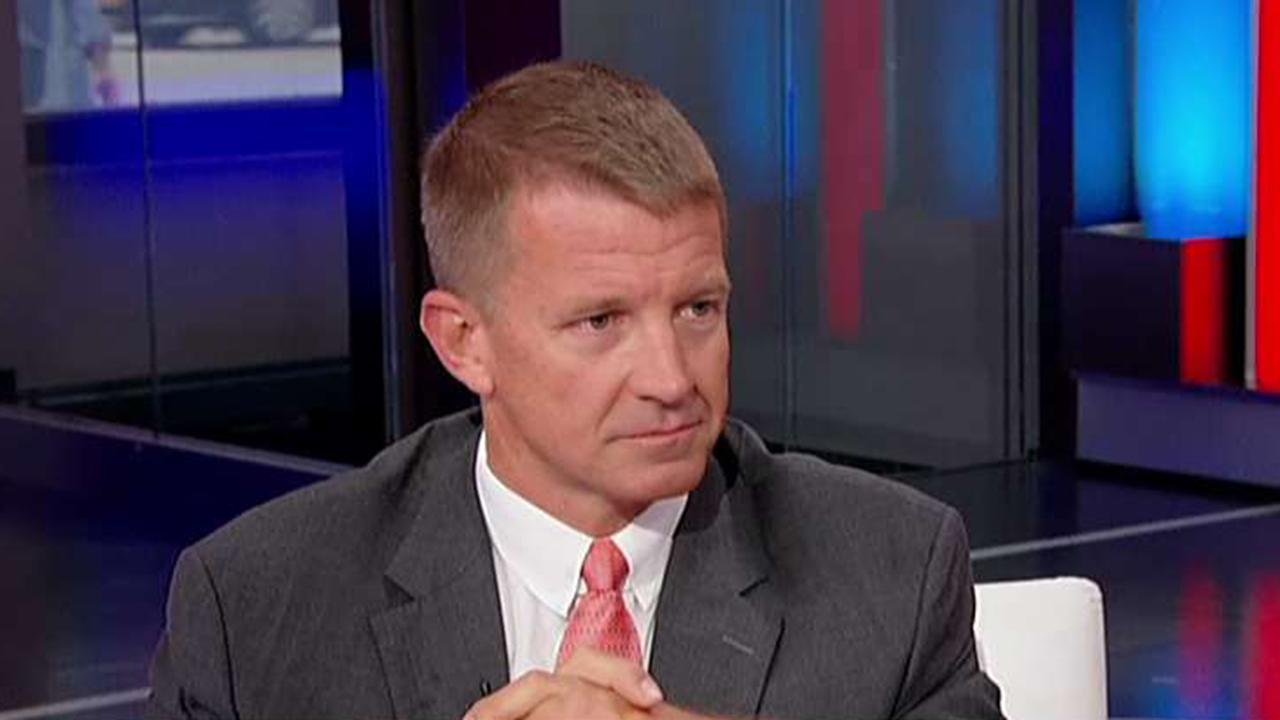 Blackwater founder pitches plan to privatize Afghanistan war
