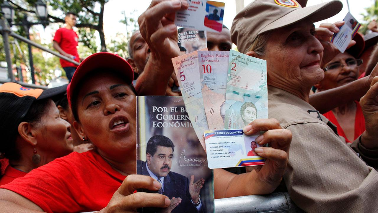 Venezuela's inflation fix creates confusion