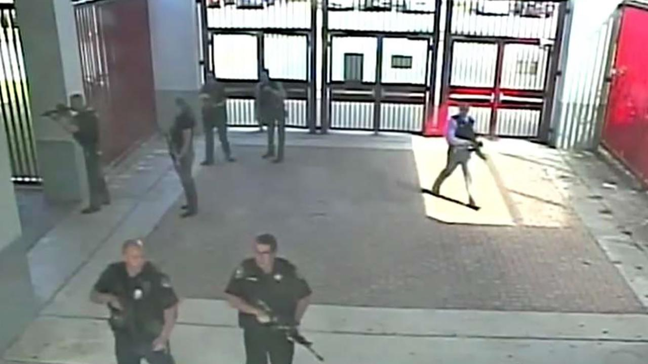 New surveillance videos released from Parkland shooting
